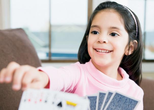 14 jogos de baralho para fazer com as crianças